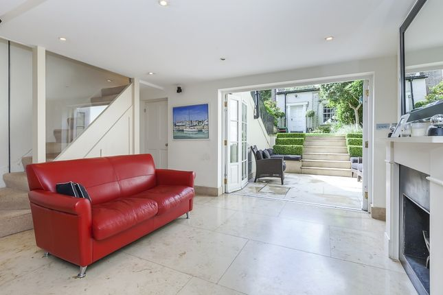 Sitting Area of Crooms Hill, London SE10