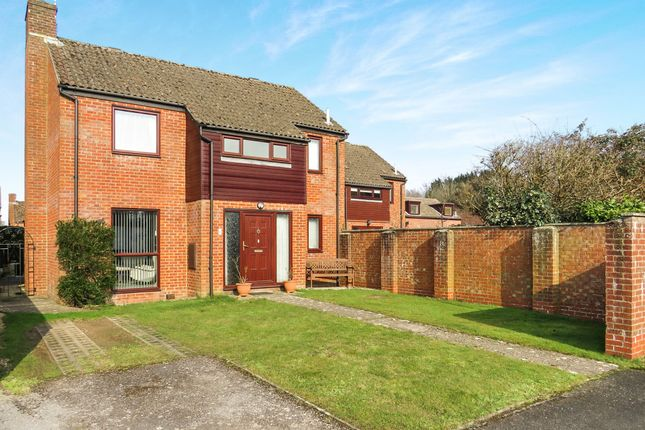 Thumbnail Detached house for sale in Bruyn Road, Fordingbridge