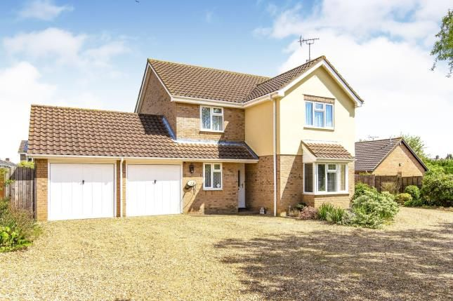 Front of Lauras Close, Great Staughton, St. Neots, Cambridgeshire PE19