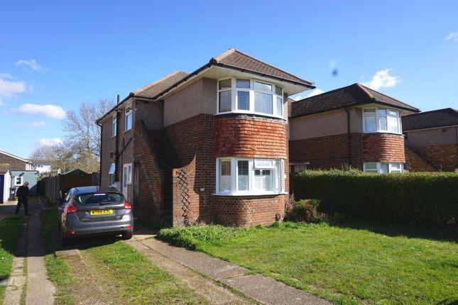 Maisonette for sale in Stanton Close, West Ewell, Epsom