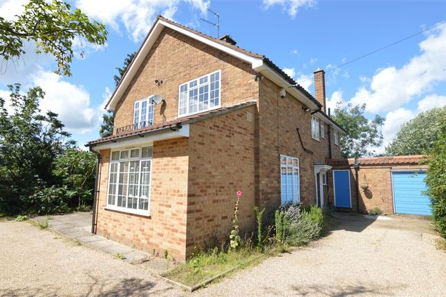 Thumbnail Detached house to rent in Churchgate, Cheshunt, Hertfordshire