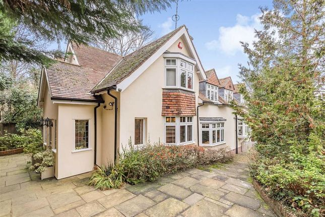 Thumbnail Detached house for sale in Partingdale Lane, Mill Hill, London
