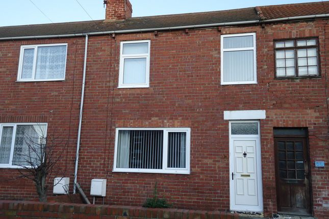 Thumbnail Terraced house to rent in North Seaton Road, Ashington, Northumberland