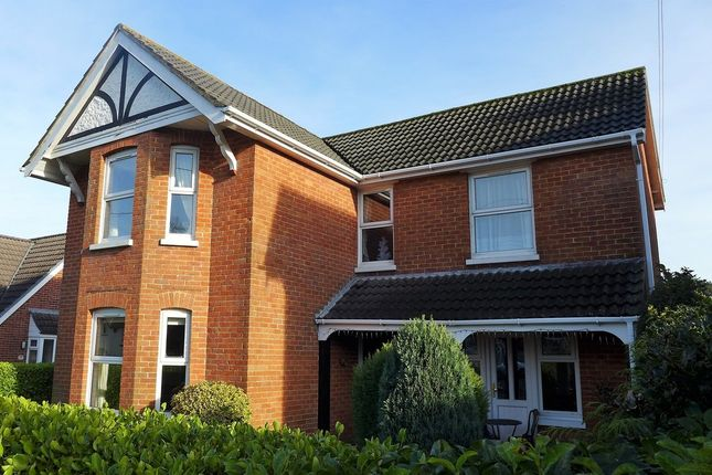 Thumbnail Detached house for sale in Victoria Road, Ferndown