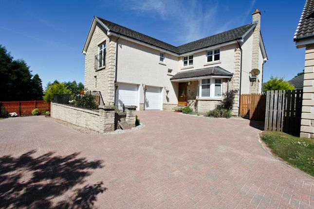 Thumbnail Detached house for sale in Balgeddie Grove, Leslie, Glenrothes