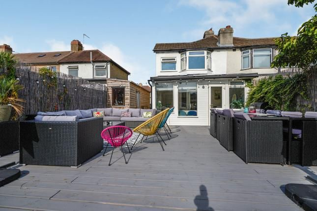 Rear Views of Maltby Road, Chessington KT9