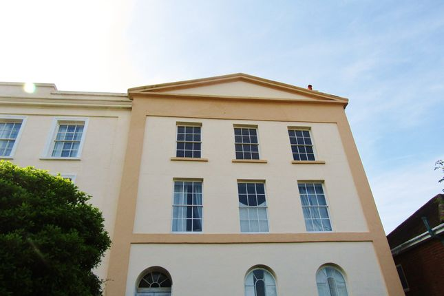 Thumbnail Flat to rent in Regents Park, Heavitree - Exeter