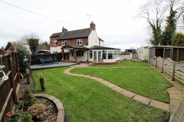 Thumbnail Cottage for sale in Hilton Lane, Shareshill, Wolverhampton