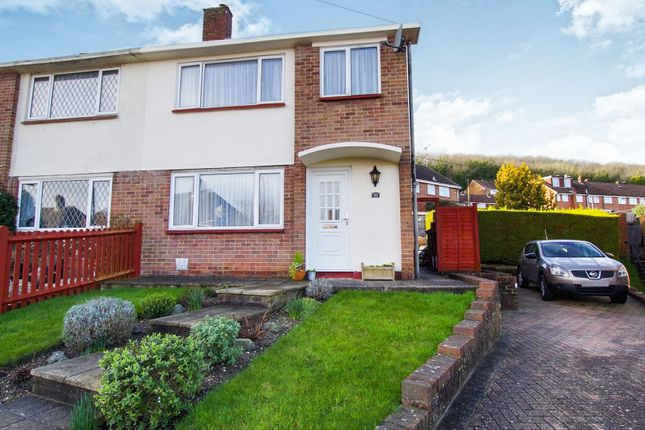 3 bed semi-detached house for sale in Meridian Road, Lewes
