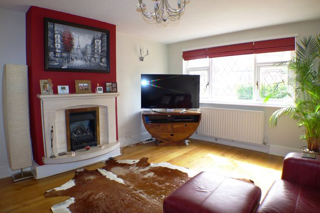 Thumbnail Detached house to rent in Appledore Crescent, Sidcup