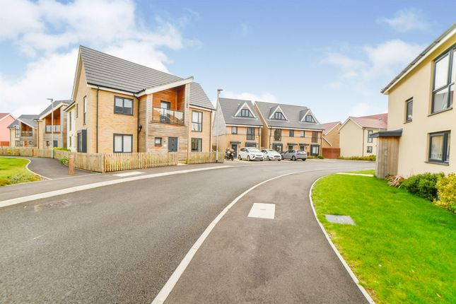 Thumbnail Detached house for sale in Typhoon Way, Upper Cambourne, Cambourne, Cambridge