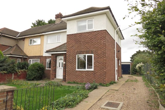4 bed semi-detached house for sale in Mount Lane, Kirkby-La-Thorpe, Sleaford