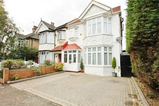 Thumbnail Semi-detached house for sale in Beresford Road, London