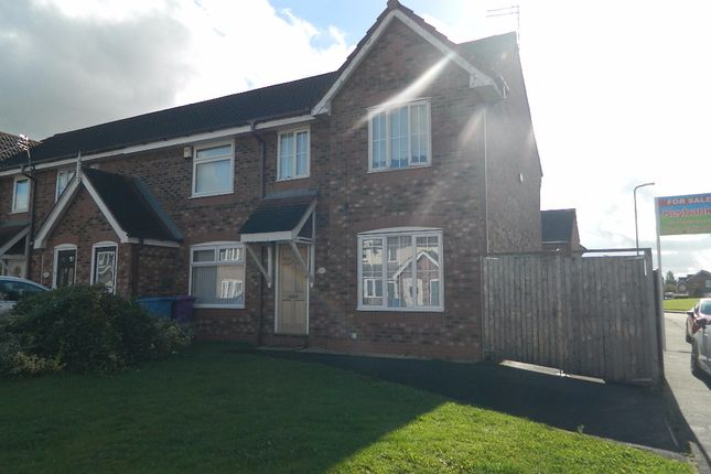 Thumbnail End terrace house for sale in Turriff Road, Liverpool