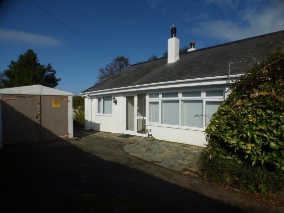 Thumbnail Bungalow for sale in Lon Y Castell, Nefyn, Pwllheli, Gwynedd