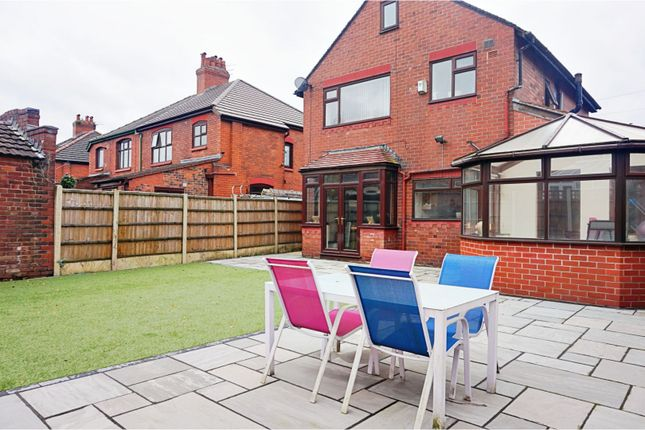 Rear Garden of Moston Lane East, Failsworth, Manchester M40