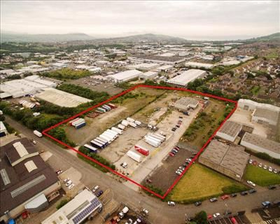 Thumbnail Light industrial to let in 10-12 Mckinney Road, Mallusk, County Antrim