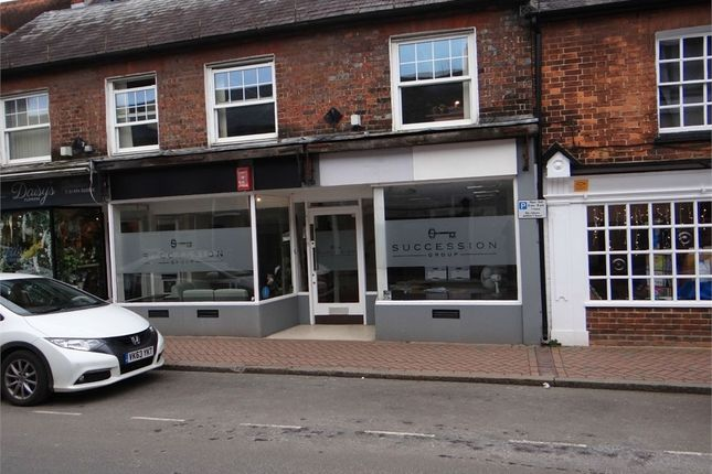 Thumbnail Commercial property for sale in High Street, Great Missenden, Buckinghamshire