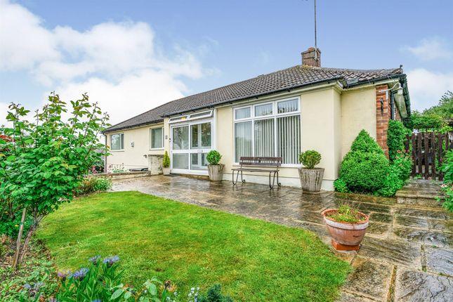 Thumbnail Detached bungalow for sale in Chalton Heights, Chalton, Luton