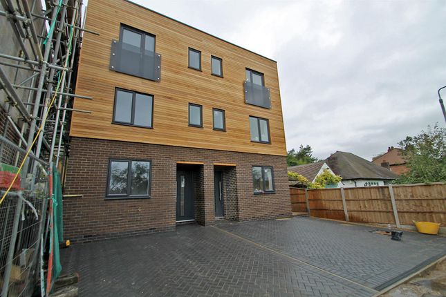 Thumbnail Semi-detached house for sale in Midland Road, Carlton, Nottingham