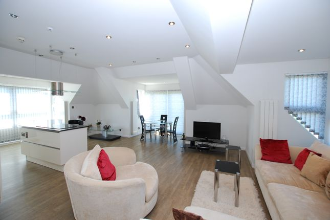 Thumbnail Penthouse to rent in Castlefield Apartments, Inverness