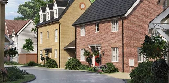 "2 bedroom property for sale in ""The Sandown"" at Yarrow Walk, Red Lodge, Bury St. Edmunds"