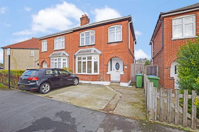 3 bed semi-detached house to rent in Begonia Road, Southampton SO16