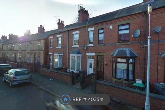 Thumbnail Room to rent in Vernon Street, Wrexham