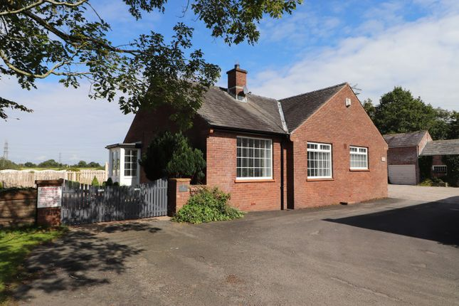 Thumbnail Semi-detached bungalow for sale in Beckside Cottage, Rockcliffe, Carlisle