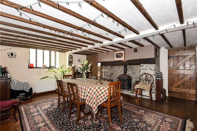 Dining Room of Pitney, Langport, Somerset TA10