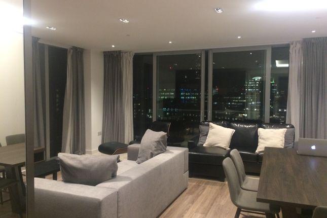 Thumbnail Flat to rent in Leman Street, London