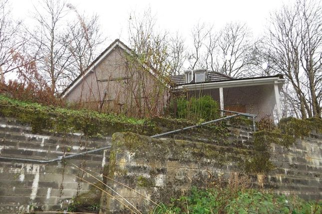 Thumbnail Detached bungalow for sale in King Street, Brynmawr, Ebbw Vale