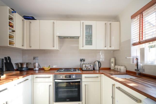 Kitchen of Foxglove Lane, Chessington, Surrey, . KT9