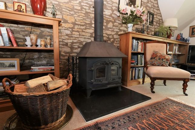 Log Burner of The Cross, Buckland Dinham, Nr. Frome BA11