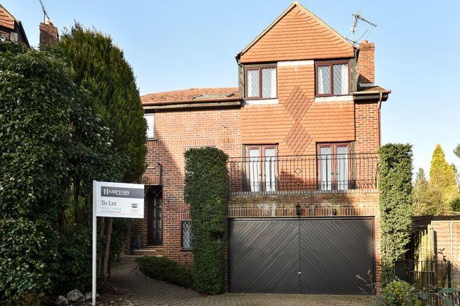 Thumbnail Detached house to rent in Newmans Court, Farnham, Surrey