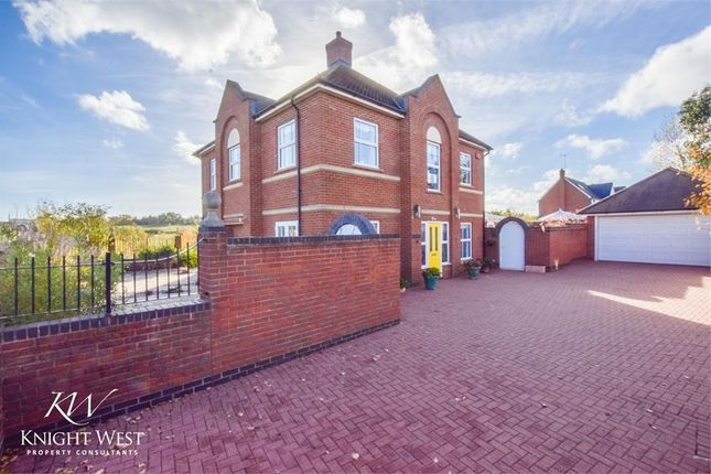 Thumbnail Detached house for sale in Heron Close, Stanway, Colchester, Essex