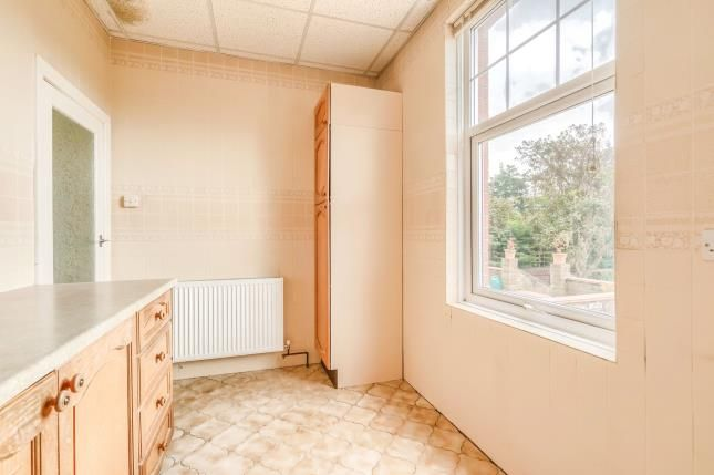 Utility Area of Wilbury Crescent, Hove, East Sussex, Uk BN3