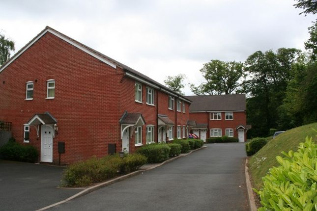 Thumbnail Flat to rent in Mark Close, Mark Close, Redditch, Worcestershire
