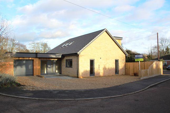 Thumbnail Detached house for sale in Meadow Walk, Great Abington, Cambridge