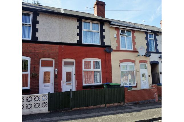Thumbnail Terraced house for sale in Beechfield Road, Smethwick