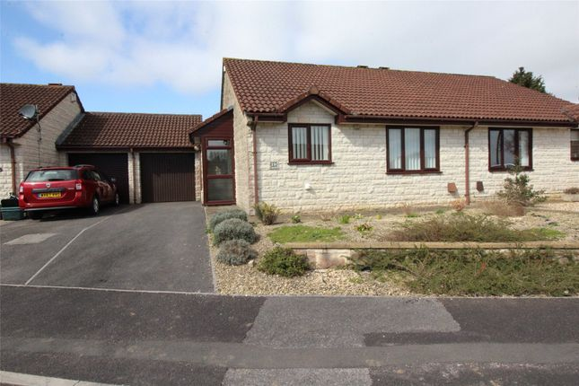 Thumbnail Bungalow for sale in Sunridge Close, Midsomer Norton, Radstock