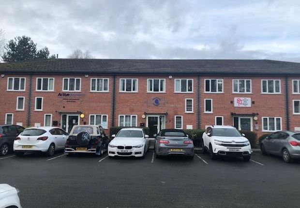 Thumbnail Office to let in Ground Floor, 7 Solway Court, Crewe Business Park, Crewe, Cheshire