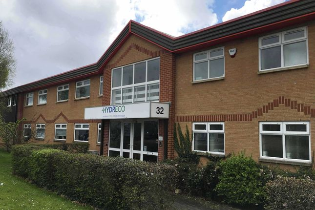 Thumbnail Office to let in Upton Industrial Estate, Poole