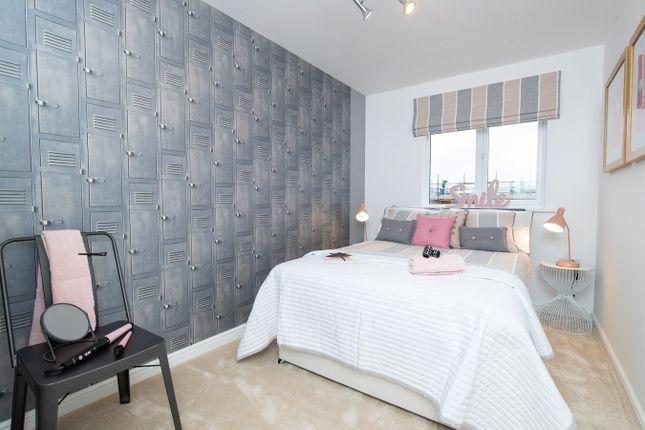 Bedroom of Plot 124, The Cork, Moorside Place, Valley Drive, Carlisle CA1