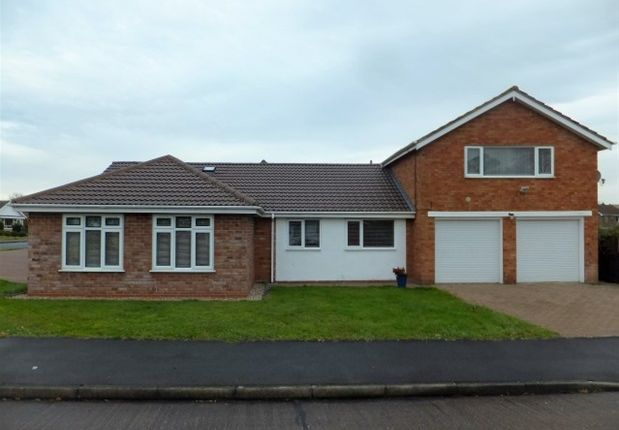 Thumbnail Detached house for sale in Heathcroft Road, Four Oaks, Sutton Coldfield