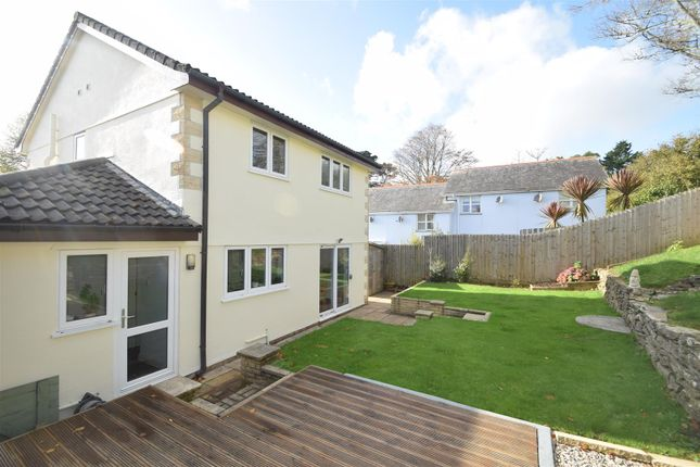 The Property of Old Well Gardens, Penryn TR10