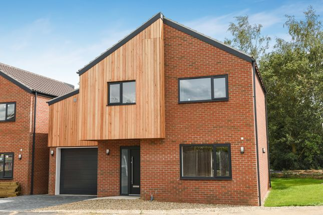 Thumbnail Detached house to rent in Manor Road, Griston, Thetford