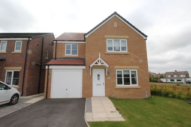 Thumbnail Detached house for sale in Kershope Lane, Blyth
