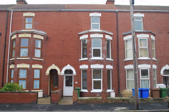 Thumbnail Town house to rent in Bannister Street, Withernsea, East Riding Of Yorkshire