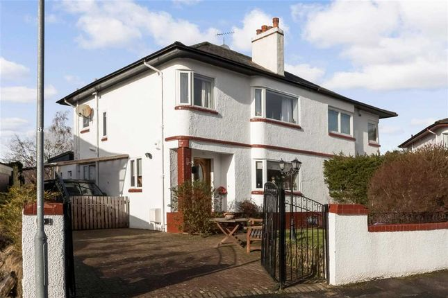 Thumbnail Semi-detached house for sale in Woodlands Gate, Rouken Glen, Glasgow